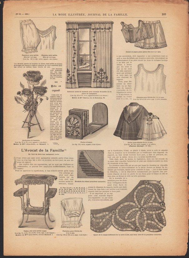 1900 N 23 la-mode-illustree P 285