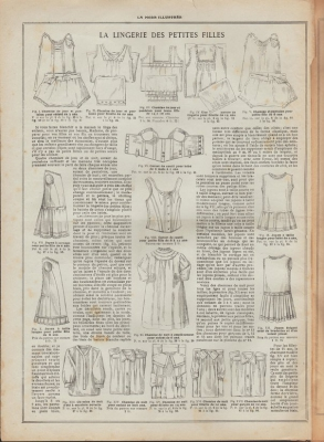mode-illustree-layette 1918