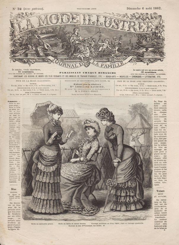 mode illustrée 1883 1