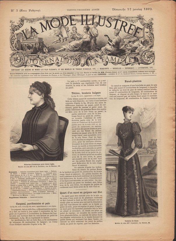 mode illustrée 1892 3