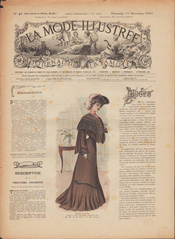 mode illustrée 1903 46