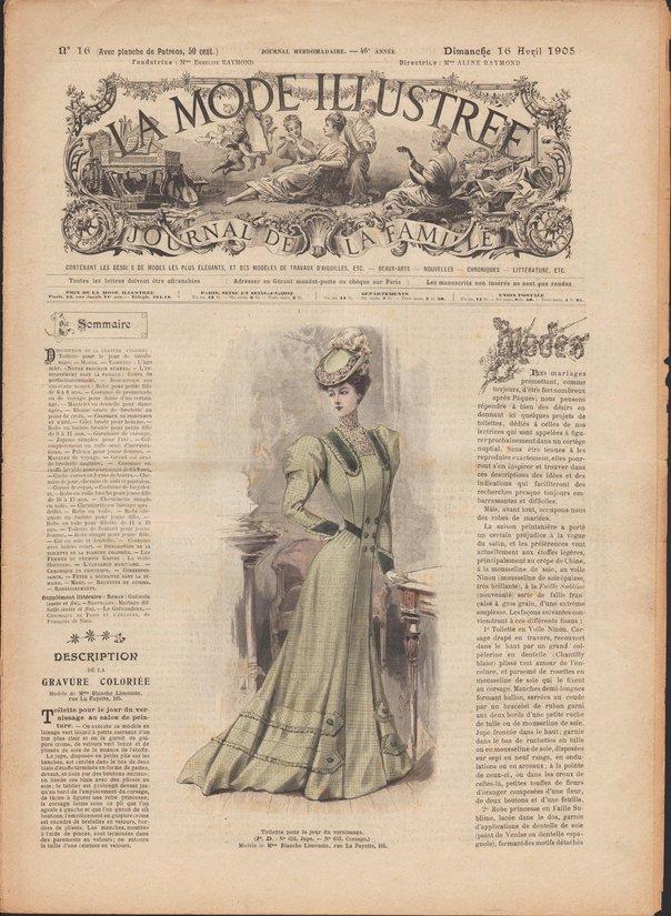 mode illustrée 1905 16