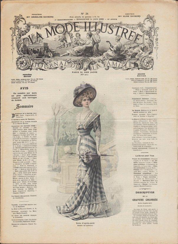 mode 1908