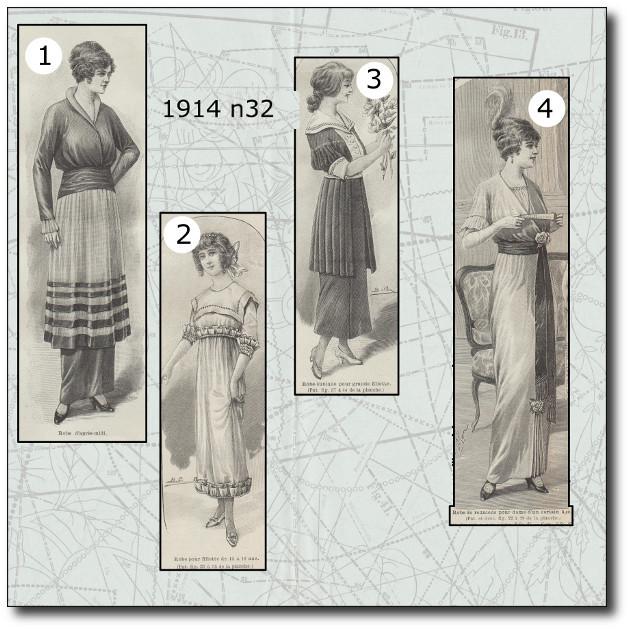 patron-robe-mariée-1914