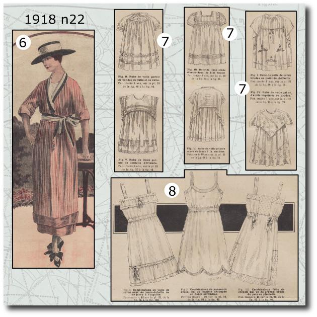 patron-robe-enfant-1918-22