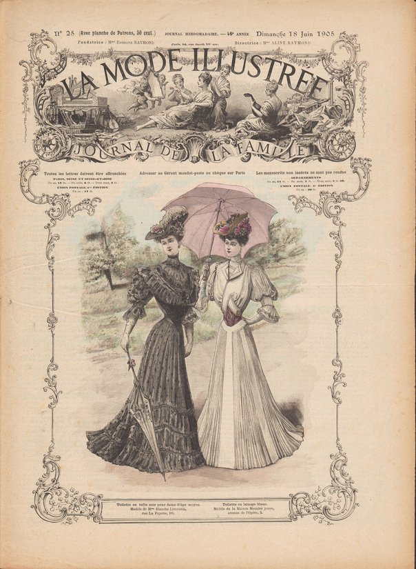 magazine-ancien-dentelle-habits-1905-25