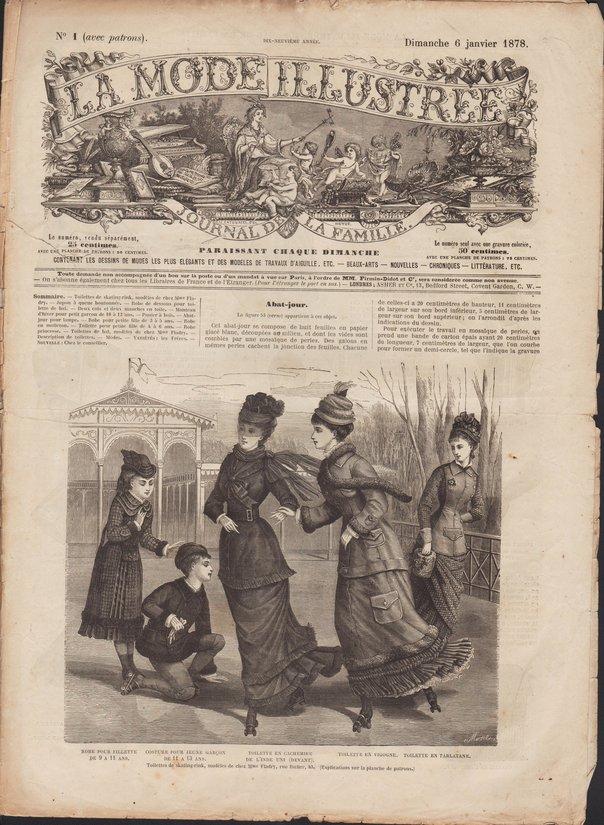 mode illustrée 1878 1