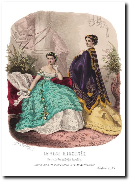 anais toudouze 1867