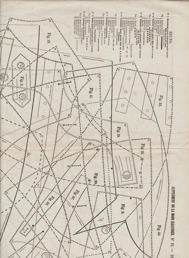 patrons et revues 1866