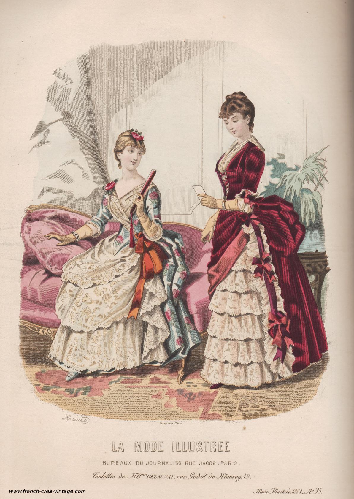 patrons historiques 1884