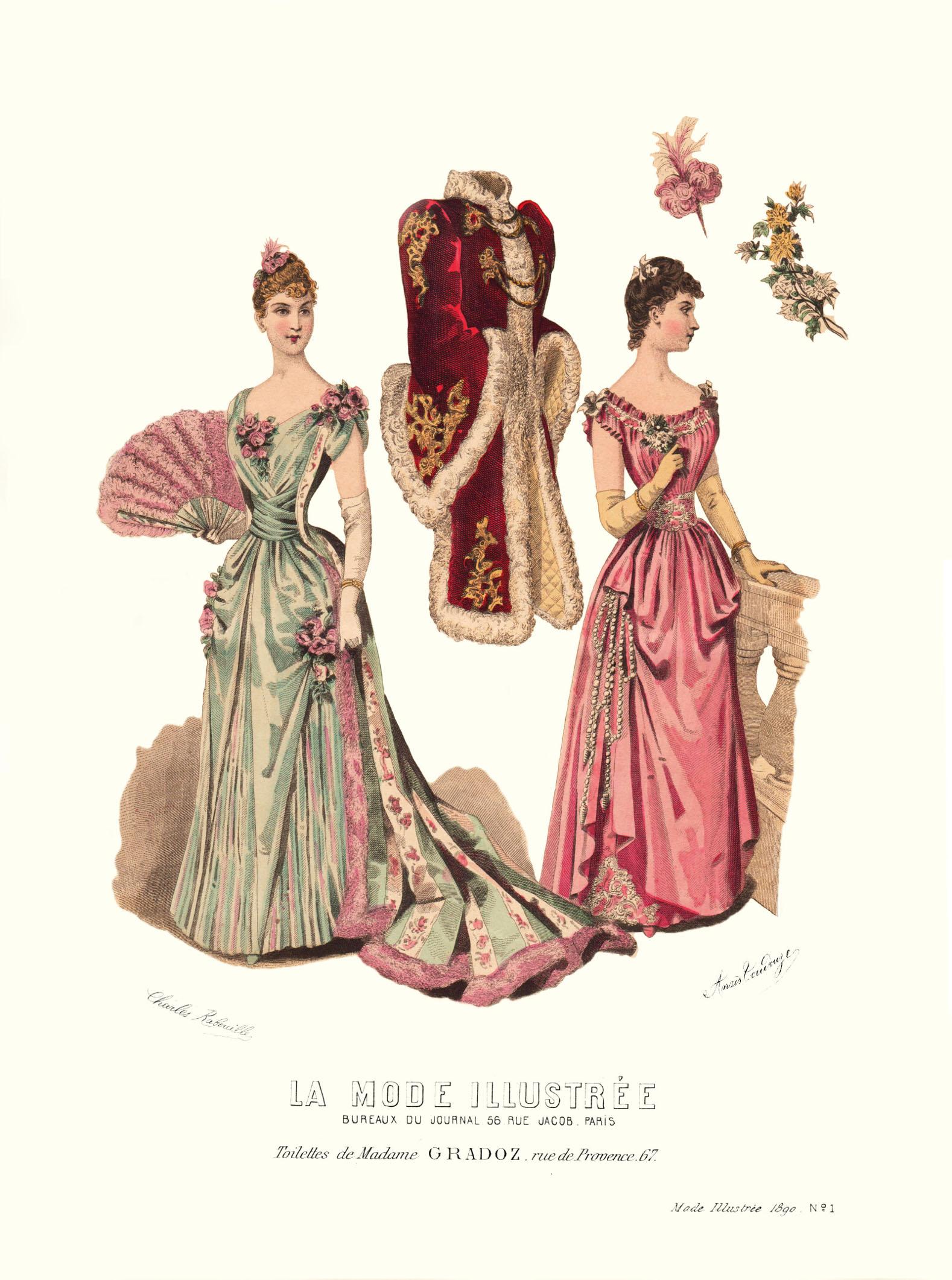 anais toudouze 1890