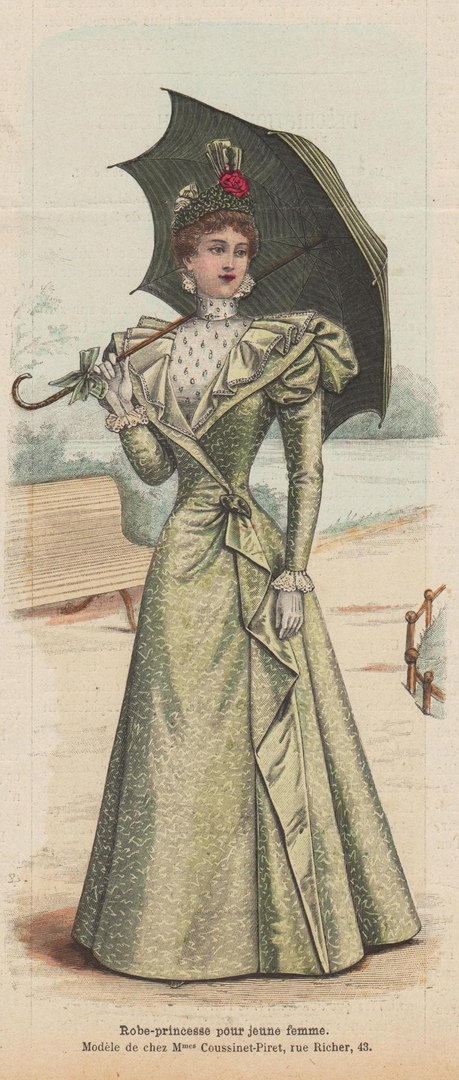 robe princesse 1897