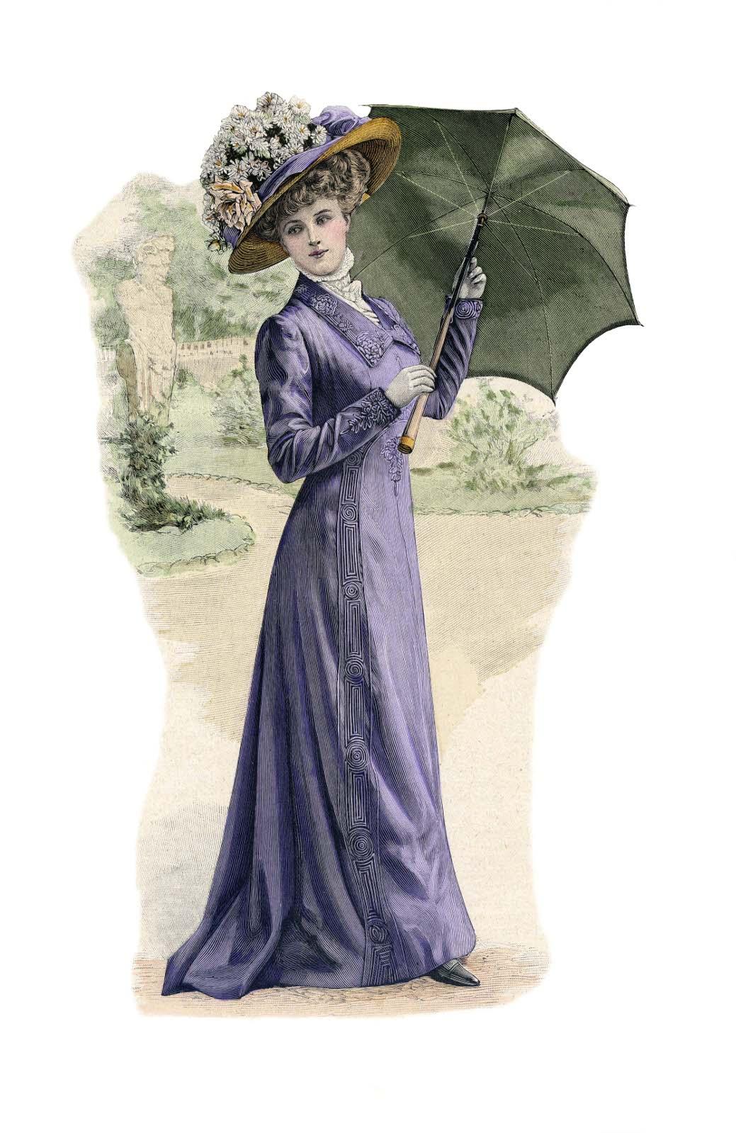 patrons 1909
