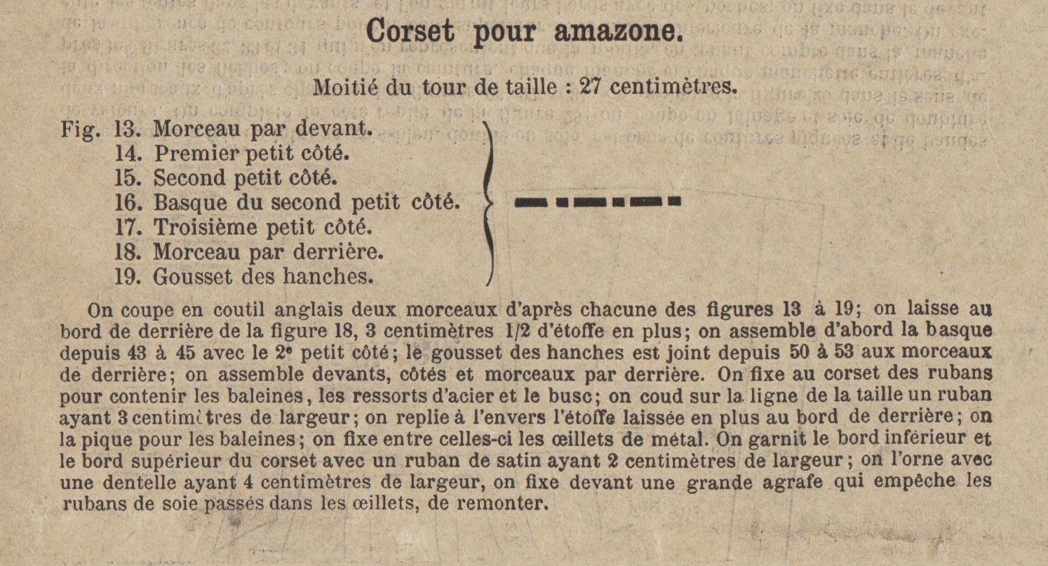 corset 1891
