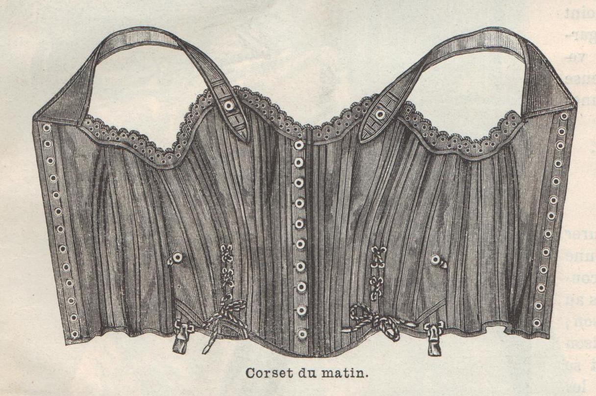 corset 1896