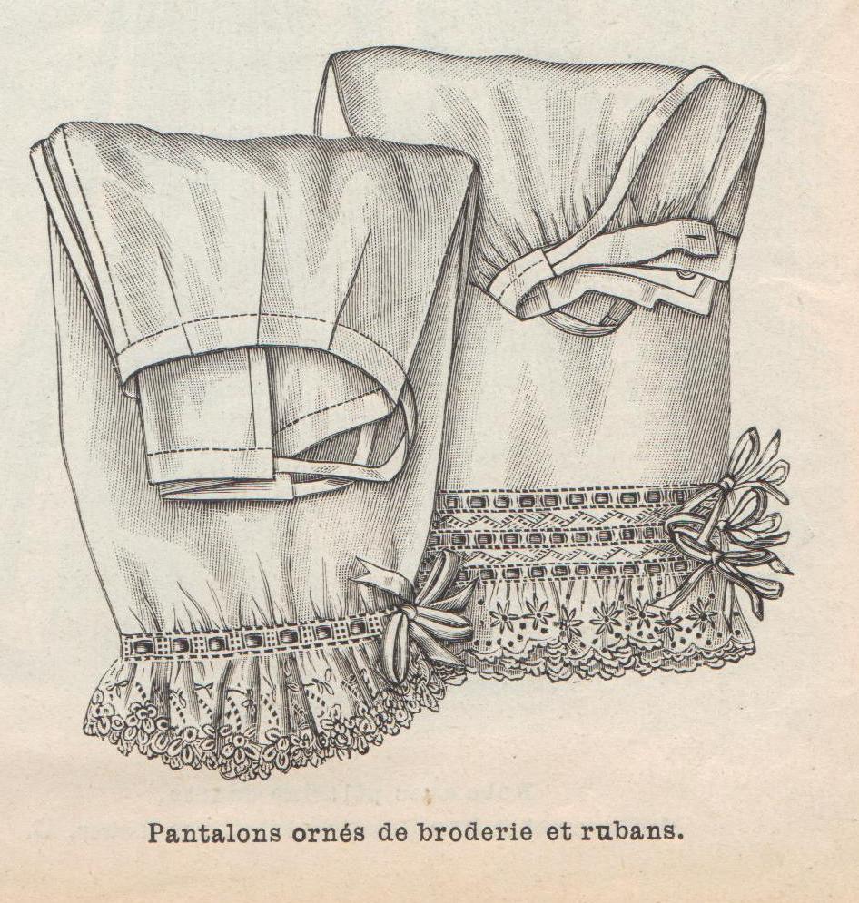patron pantalon 1896