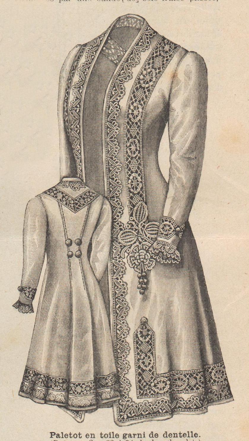 paletot 1909