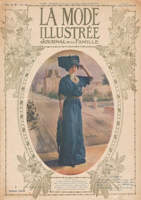 robes de 1912