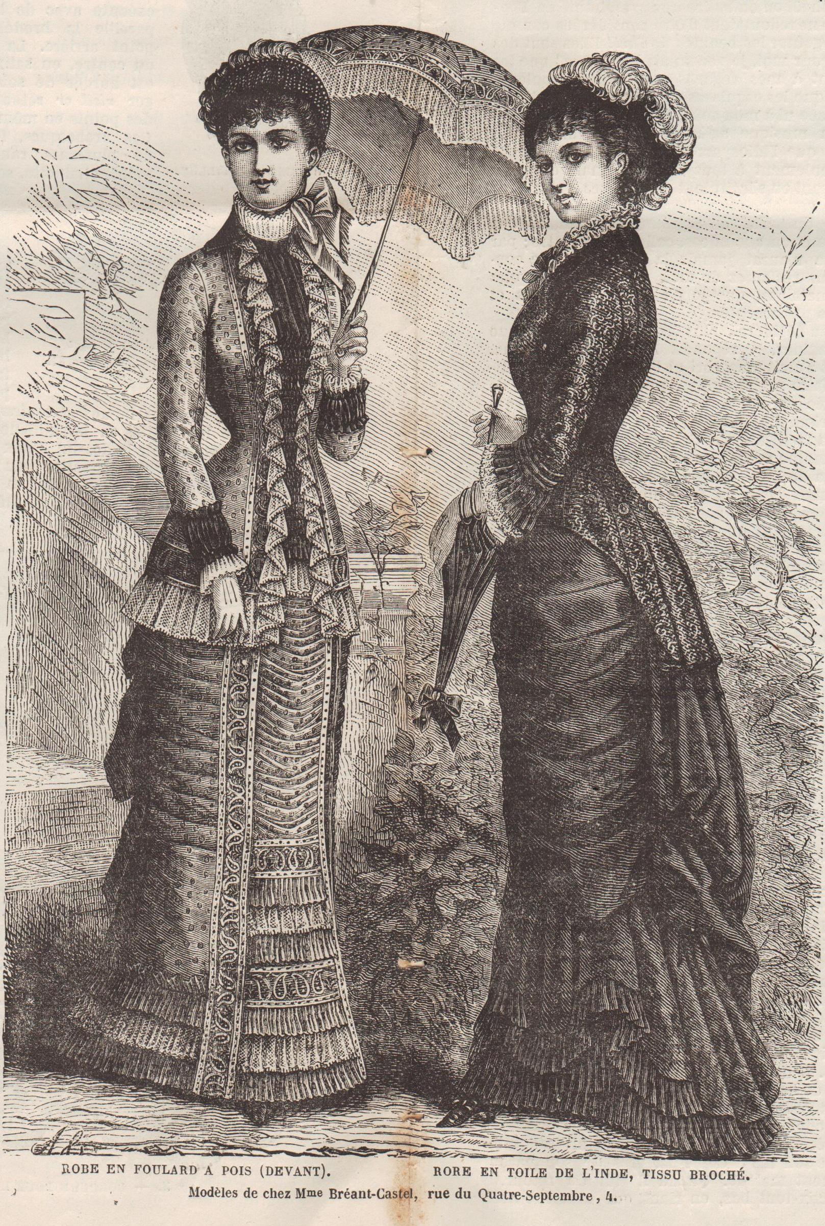 robe en foulard