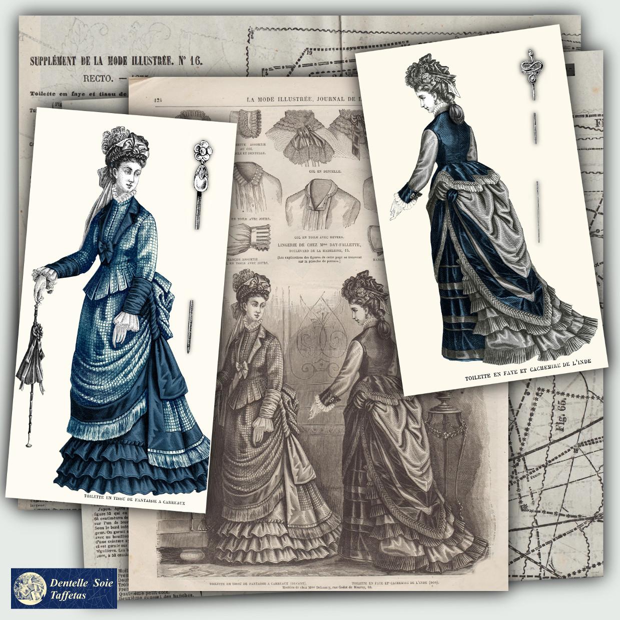 patrons mode 1875