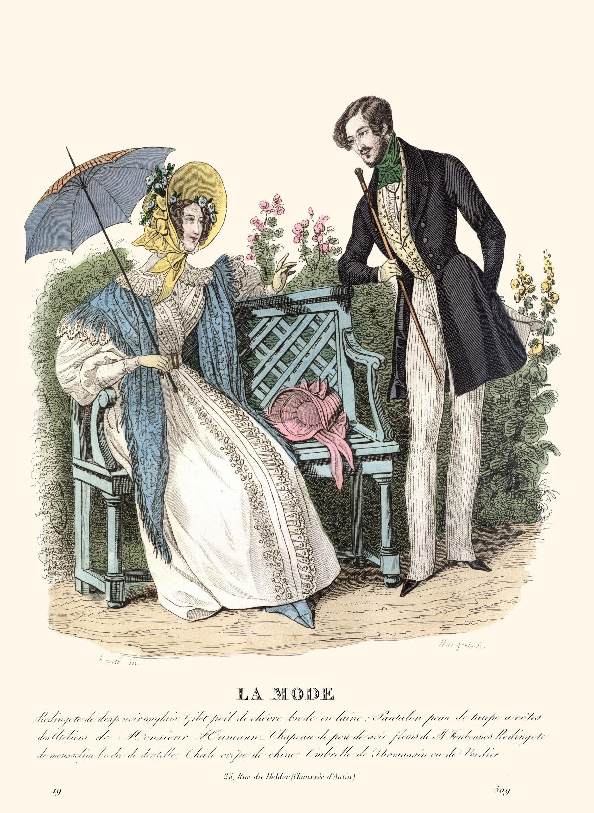 patrons 1836