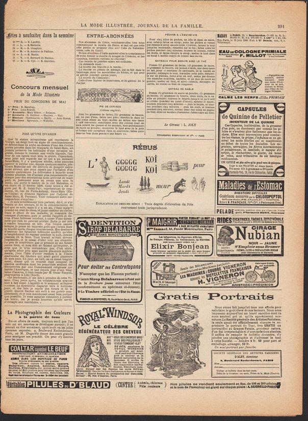 1900 N 23 la-mode-illustree P 291