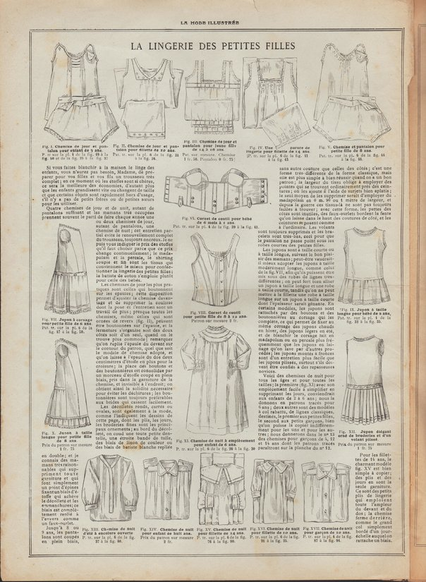 mode-illustree-layette 1918