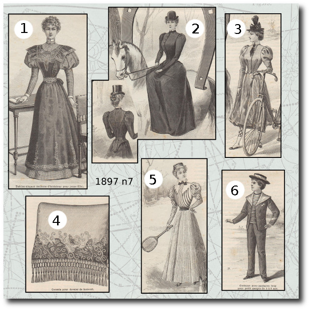 mode illustree 1897 7 tennis