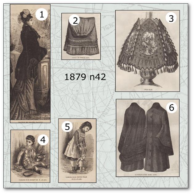 patrons mode 1879