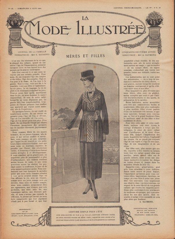 revue-patron-historique-1918