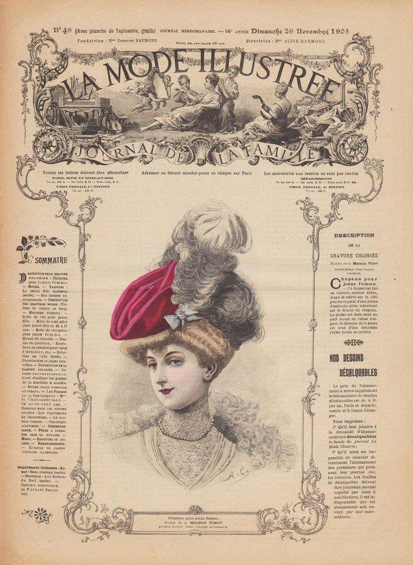 patrons 1905