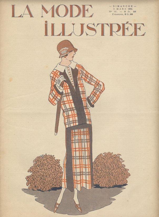 la mode illustree 1924n10