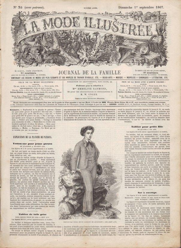 corset victorien 1867