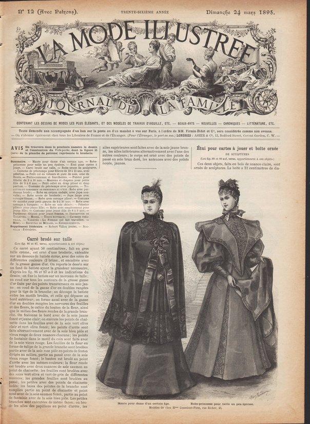 robe princesse 1895