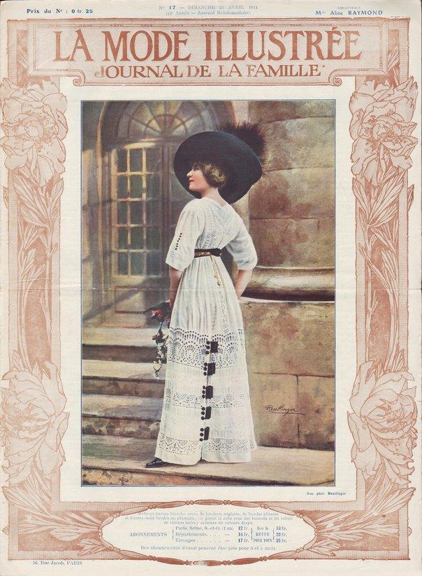 patrons robe 1911