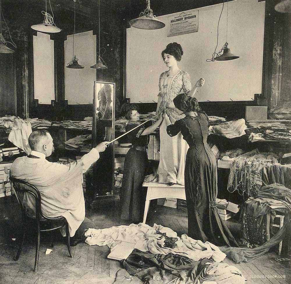 atelier couturier