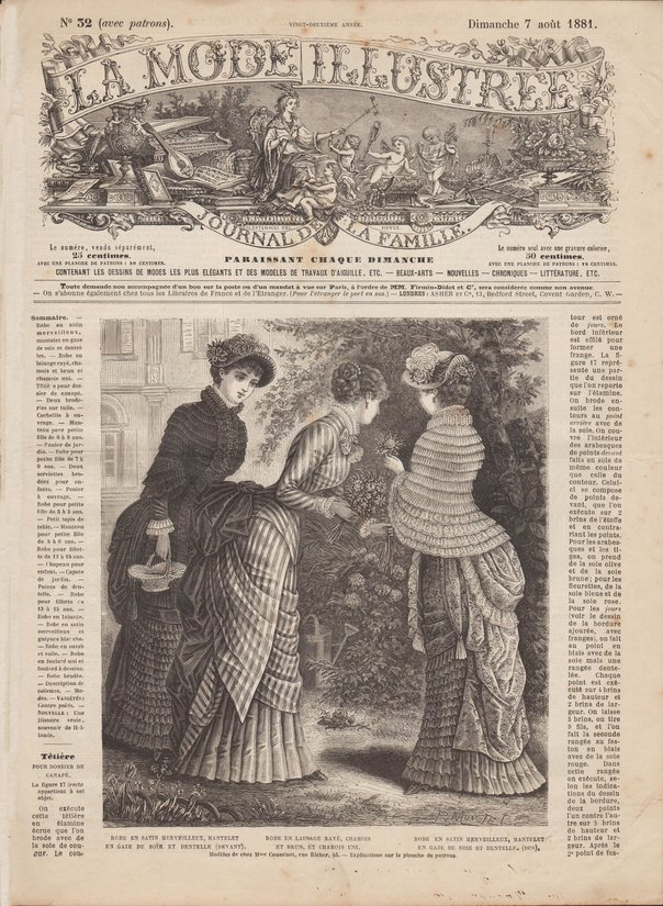 robe voile 1881