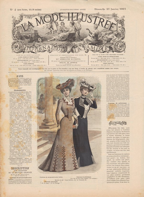 lingerie jeune fille 1901