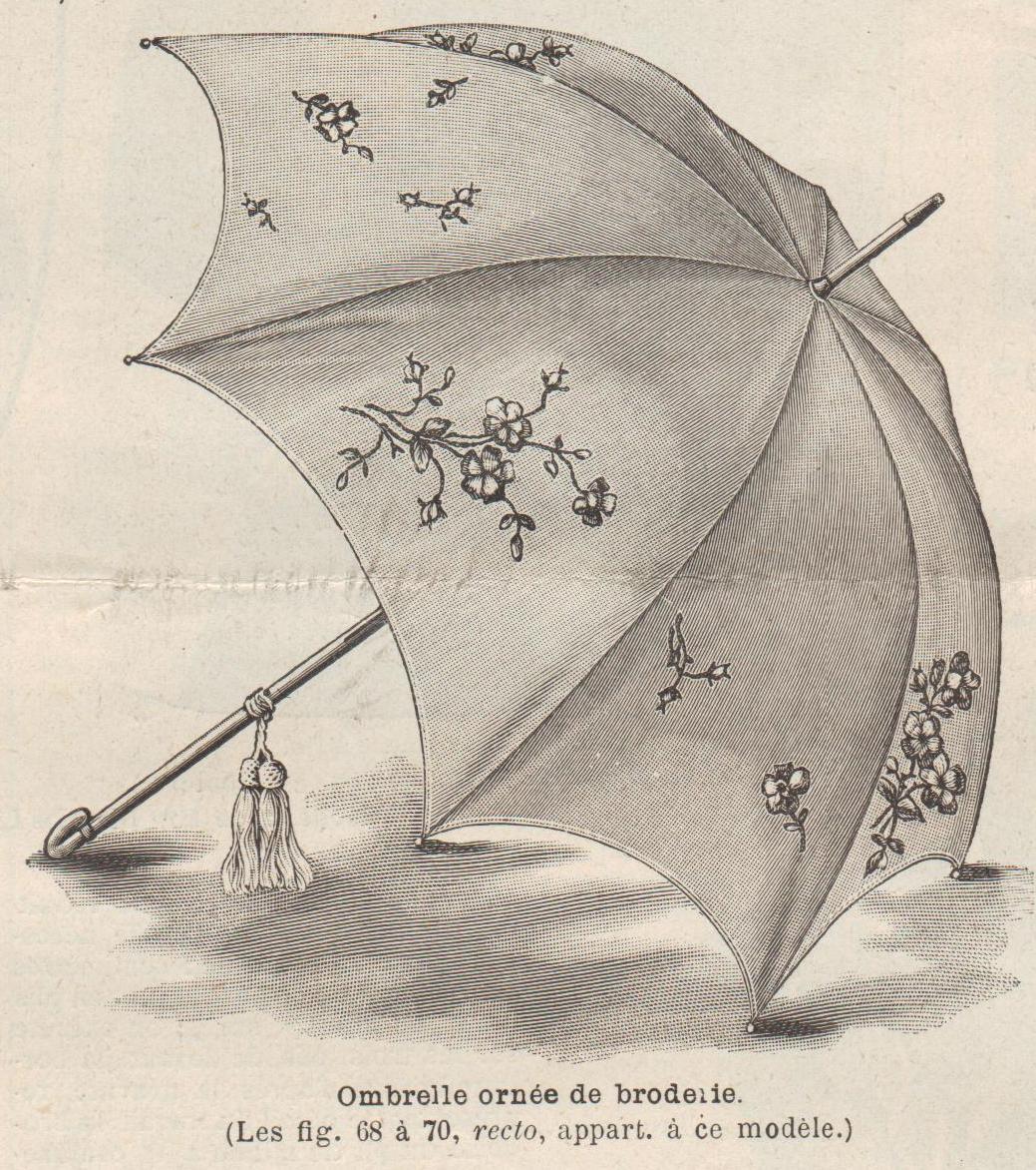 ombrelle 1904