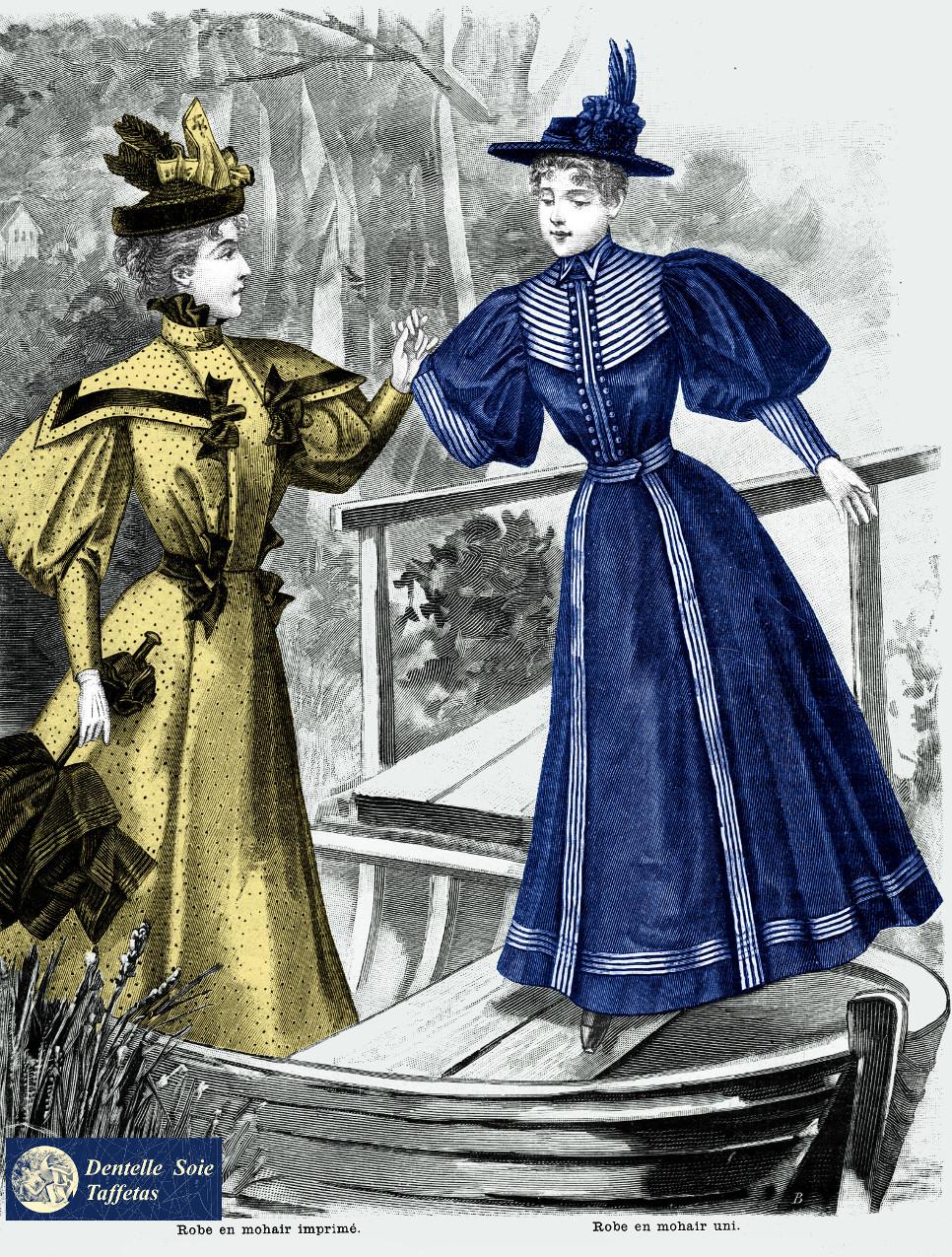patron robe 1896