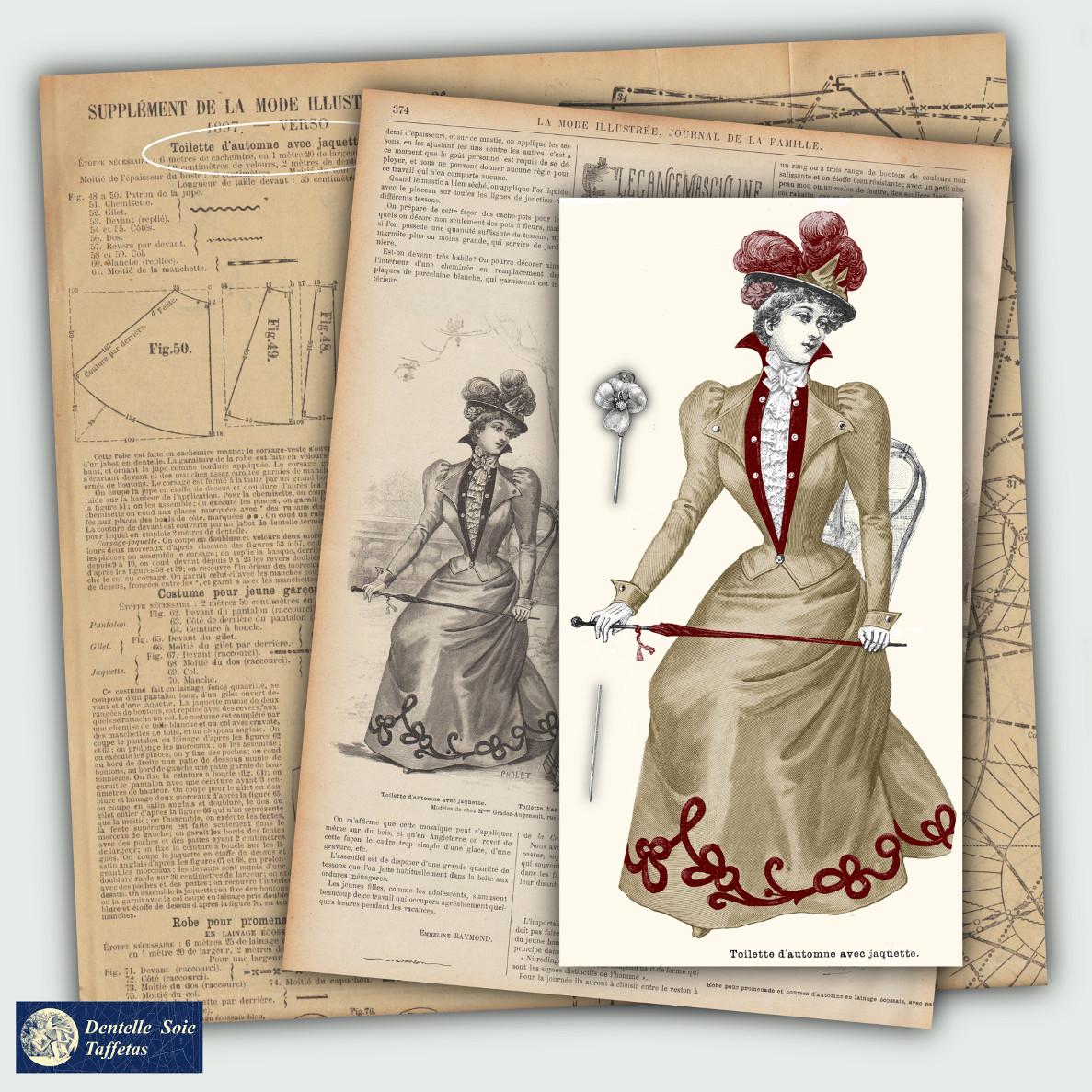 patron robe 1897